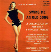 Julie London: Swing Me an Old Song