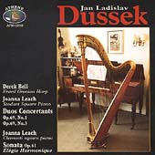 Dussek: Duo Concertants no 1 & 3, etc / Bell, Leach, et al