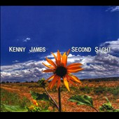 Kenny James: Second Sight [Digipak]