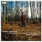 Schumann: Grande Humoresque; Sonate No. 1 / Adam Laloum, piano