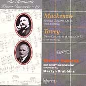 The Romantic Piano Concerto 19 - Mackenzie, Tovey / Osborne