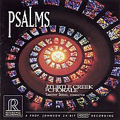 Psalms / Timothy Seelig, The Turtle Creek Chorale