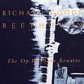 Beethoven: The Opus 10 Piano Sonatas / Richard Goode