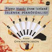 Piano Music from Iceland / Orn Magn&#250;sson