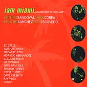 Various Artists: Jam Miami: A Celebration of Latin Jazz