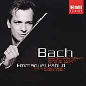 Bach: Brandenburg Concerto no 5, etc / Emmanuel Pahud, et al
