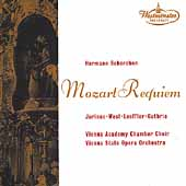 Westminster - Mozart: Requiem / Scherchen, Jurinac, et al