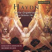 Haydn: Missa Cellensis / Hickox, Gritton, Winter, et al
