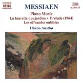 Messiaen: Piano Music Vol 4 / Haakon Austbö