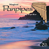 Jorge Rico: Magical Panpipes