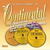 J.C. Heard & His Orchestra: The Continental Sessions, Vol. 3 *