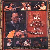 Obrigado Brazil Live in Concert