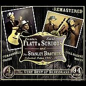 Flatt & Scruggs: Selected Sides 1947-1953: The Very Best of Bluegrass [Box]