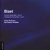 Bizet: Carmen Suite no 1 & 2, etc / Tortelier, et al
