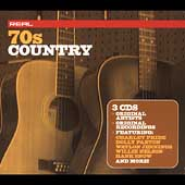 Various Artists: Real 70's: Country [Box]