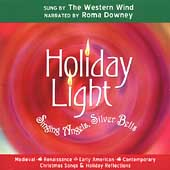 Western Wind Vocal Ensemble: Holiday Light *