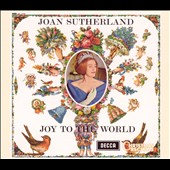 Christmas Recitals - Joan Sutherland - Joy to the World