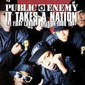 Public Enemy: It Takes a Nation: The First London Invasion Tour 1987