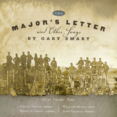 Gary Smart: The Major's Letter, etc / Toppin, Smart