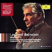 Bernstein Collectors Edition - Mahler III: Symphonies 8-10