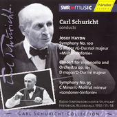Carl Schuricht-Collection Vol 10 - Haydn / Mainardi, et al