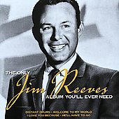 Jim Reeves: The Only Jim Reeves Album