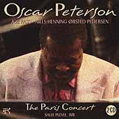 Oscar Peterson: The Paris Concert