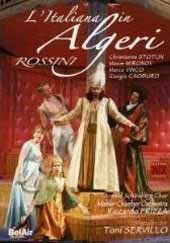 Rossini: L'Italiana in Algeri / Frizza/Mahler CO, Stotijn, Mironov, Vinco [DVD]