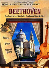 A Musical Journey - Beethoven: Piano Concerto & Sonata [DVD]