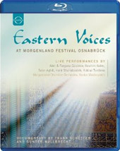 Eastern Voices at the Morgenland Festival / Qasimov, Keivo, Aghil [Blu-Ray]