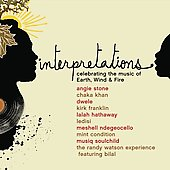 Various Artists: Interpretations: Celebrating the Music of Earth, Wind and Fire
