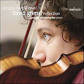 Reflection - Debussy, Ravel, Bartók / Grimal, Pludermacher