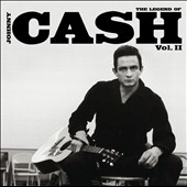 Johnny Cash: The Legend of Johnny Cash, Vol. 2