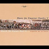 Music for Emperor Charles V - Josquin, etc / Gerchen, et al