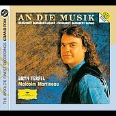 Grand Prix - An die Musik - Favorite Schubert Songs / Bryn Terfel