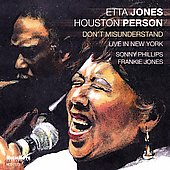 Etta Jones: Don't Misunderstand: Live In New York [Remaster]