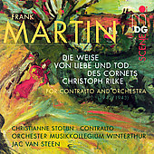 SCENE Martin: Die Weise von Liebe und Tod / Stotijn, et al
