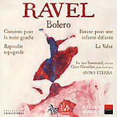 Ravel: Boléro, Concerto for the Left Hand, etc