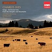 EMI American Classics - Charles Ives / Marni Nixon, John McCabe, Ingo Metzmacher, Ensemble Modern, et al