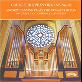 Great European Organs No. 78