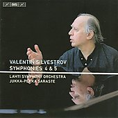 Valentin Silvestrov: Symphonies Nos. 4 & 5