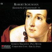 Schumann: Piano & Chamber Music 9
