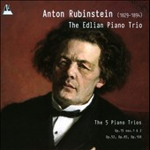 Anton Rubinstein: The 5 Piano Trios