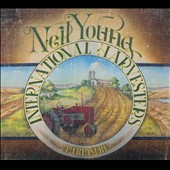 Neil Young & the International Harvesters/Neil Young: A  Treasure [Digipak] *