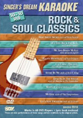 Karaoke: Karaoke: Rock and Soul Classics
