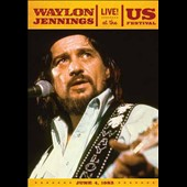 Waylon Jennings/Willie Nelson: Live! At the US Festival 1983 [DVD]