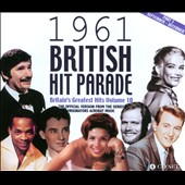 Various Artists: 1961 British Hit Parade, Pt. 3: September-December [Box]