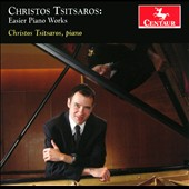 Christos Tsitsaros: Easier Piano Works / Christos Tsitsaros, piano