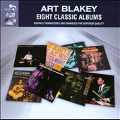 Art Blakey: Eight Classic Albums [Box]