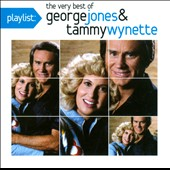 George Jones/George Jones & Tammy Wynette/Tammy Wynette: Playlist: The Very Best of George Jones & Tammy Wynette